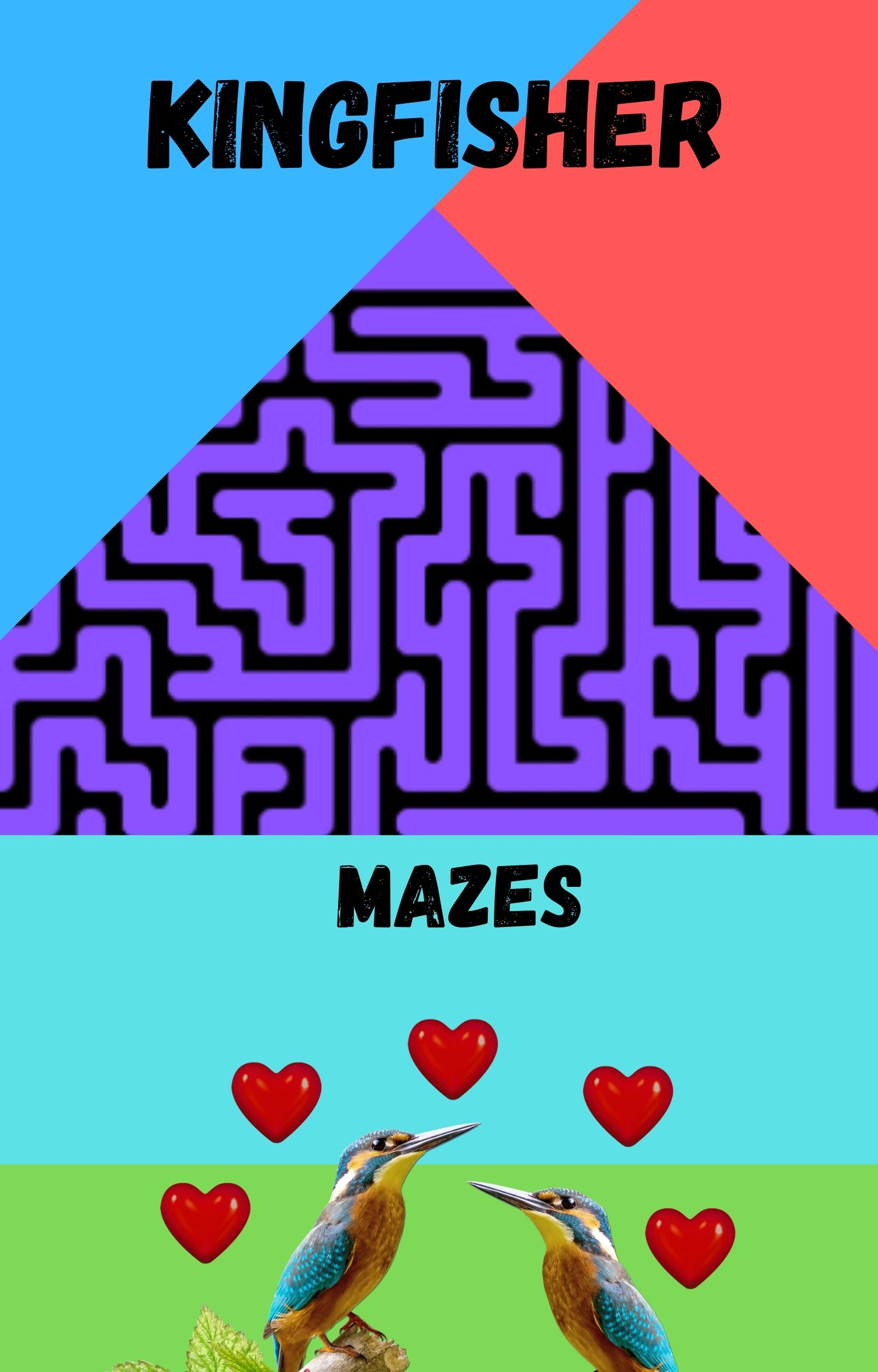 Kingfisher Mazes